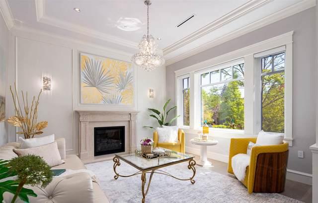 3981 W 35TH Avenue, Vancouver, BC V6N 2P1 (#R2604414) :: Ben D'Ovidio Personal Real Estate Corporation | Sutton Centre Realty
