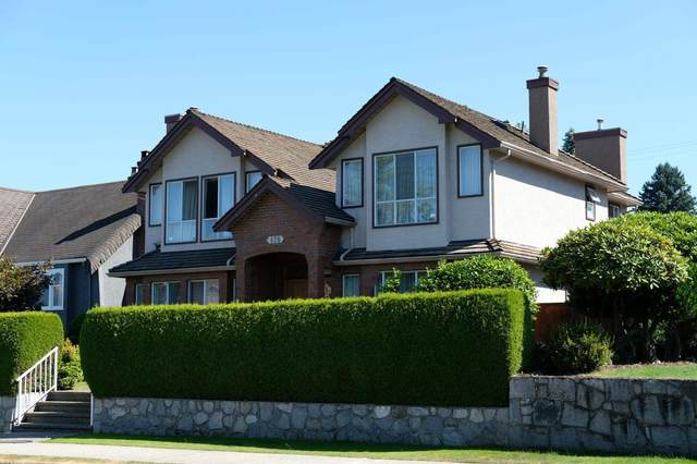 426 W 28TH Avenue, Vancouver, BC V5Y 2K8 (#R2604457) :: Ben D'Ovidio Personal Real Estate Corporation   Sutton Centre Realty