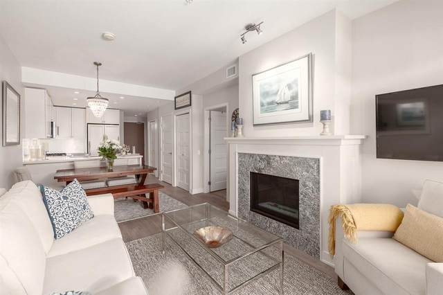 6168 London Road #219, Richmond, BC V7E 3S3 (#R2604521) :: Ben D'Ovidio Personal Real Estate Corporation | Sutton Centre Realty