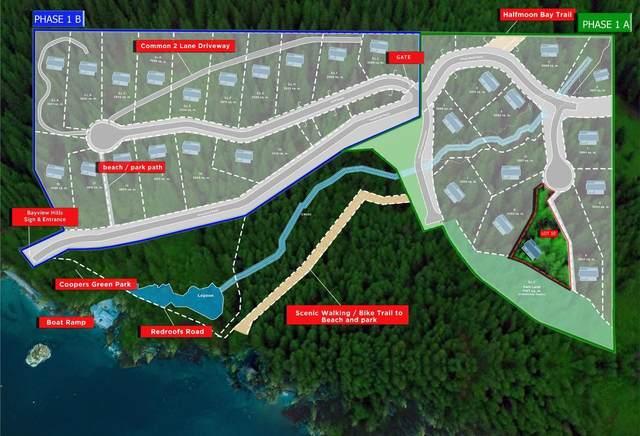 Lot 10 Priestland Road, Halfmoon Bay, BC V7Z 1B2 (#R2604534) :: 604 Realty Group