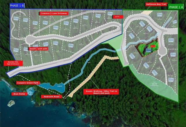 Lot 12 Priestland Road, Halfmoon Bay, BC V7Z 1B2 (#R2604540) :: 604 Realty Group