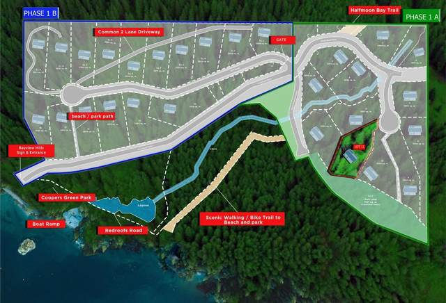 Lot 11 Priestland Road, Halfmoon Bay, BC V7Z 1B2 (#R2604555) :: 604 Realty Group