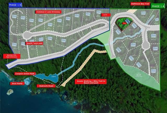 Lot 3 Priestland Road, Halfmoon Bay, BC V7Z 1B2 (#R2604584) :: 604 Realty Group