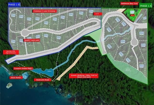 Lot 5 Priestland Road, Halfmoon Bay, BC V7Z 1B2 (#R2604585) :: 604 Realty Group