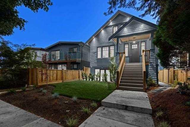 656 E 13TH Avenue, Vancouver, BC V5T 2L1 (#R2604946) :: Ben D'Ovidio Personal Real Estate Corporation   Sutton Centre Realty