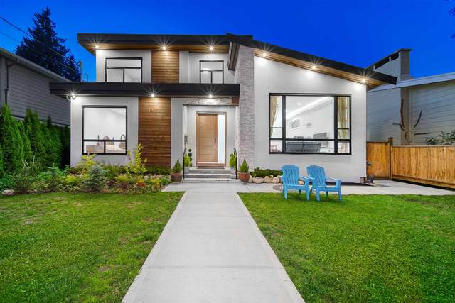 1438 Laing Drive, North Vancouver, BC V7R 1B7 (#R2604984) :: Initia Real Estate