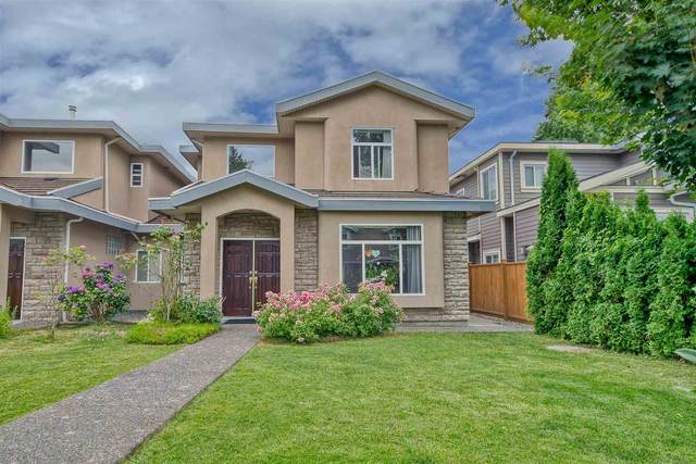 6973 Napier Street, Burnaby, BC V5B 2C5 (#R2605017) :: Premiere Property Marketing Team