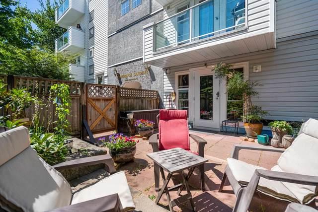 2983 Cambridge Street #101, Port Coquitlam, BC V3B 7N7 (#R2605021) :: Ben D'Ovidio Personal Real Estate Corporation | Sutton Centre Realty