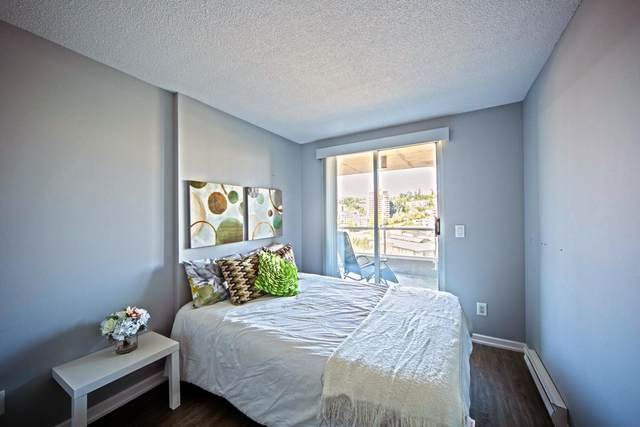 1185 Quayside Drive #906, New Westminster, BC V3M 6T8 (#R2605116) :: Ben D'Ovidio Personal Real Estate Corporation | Sutton Centre Realty