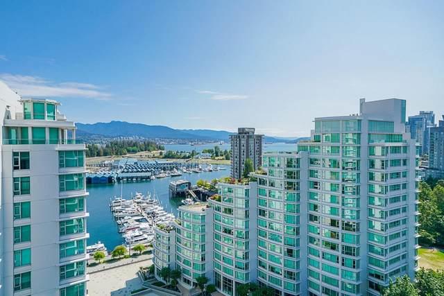 1790 Bayshore Drive #1502, Vancouver, BC V6G 3G5 (#R2605132) :: Ben D'Ovidio Personal Real Estate Corporation   Sutton Centre Realty