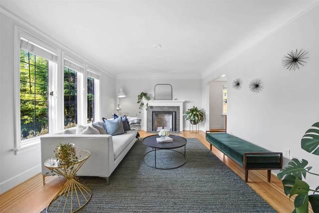 1493 Jefferson Avenue, West Vancouver, BC V7T 2B6 (#R2605180) :: Ben D'Ovidio Personal Real Estate Corporation | Sutton Centre Realty