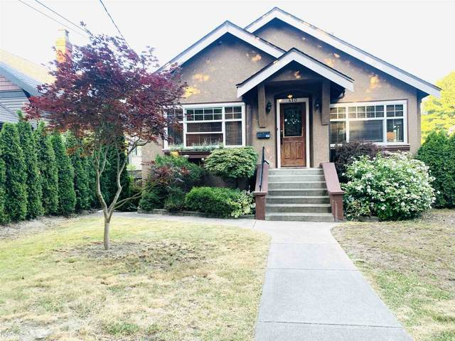 410 Kelly Street, New Westminster, BC V3L 3T6 (#R2605314) :: Ben D'Ovidio Personal Real Estate Corporation   Sutton Centre Realty