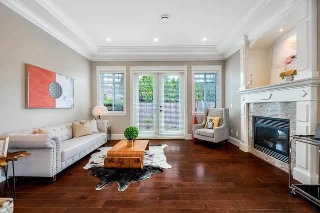 8053 Ash Street, Richmond, BC V6Y 0E5 (#R2605376) :: Ben D'Ovidio Personal Real Estate Corporation | Sutton Centre Realty