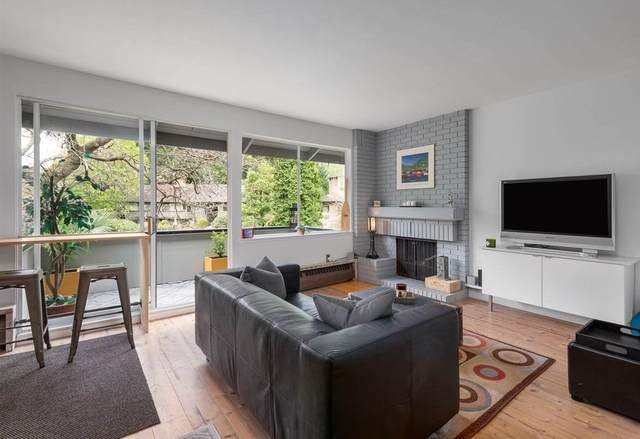 235 Keith Road #411, West Vancouver, BC V7T 1L5 (#R2605405) :: Ben D'Ovidio Personal Real Estate Corporation | Sutton Centre Realty