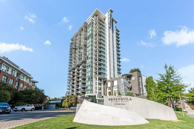 210 Salter Street #304, New Westminster, BC V3M 0J9 (#R2605490) :: Ben D'Ovidio Personal Real Estate Corporation | Sutton Centre Realty