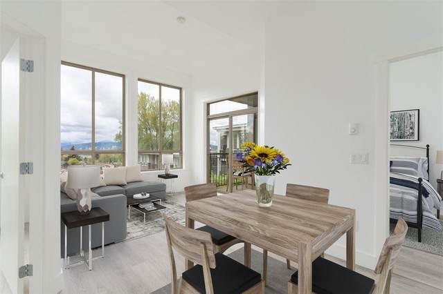 13555 Gateway Drive #406, Surrey, BC V3T 0B5 (#R2605855) :: Premiere Property Marketing Team