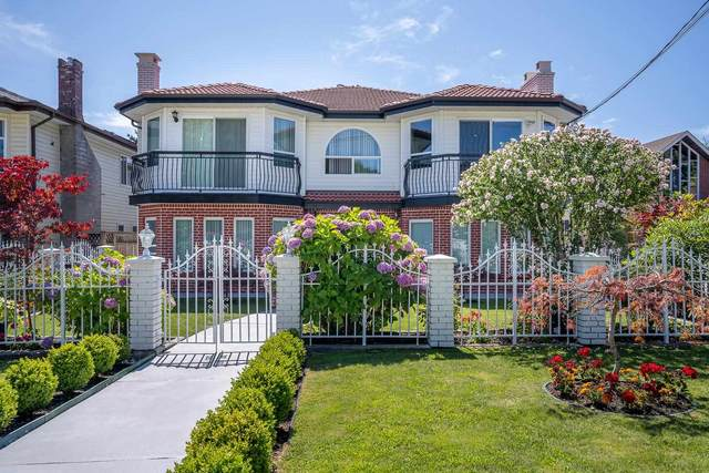 3850 Fir Street, Burnaby, BC V5G 2A7 (#R2605978) :: Ben D'Ovidio Personal Real Estate Corporation | Sutton Centre Realty