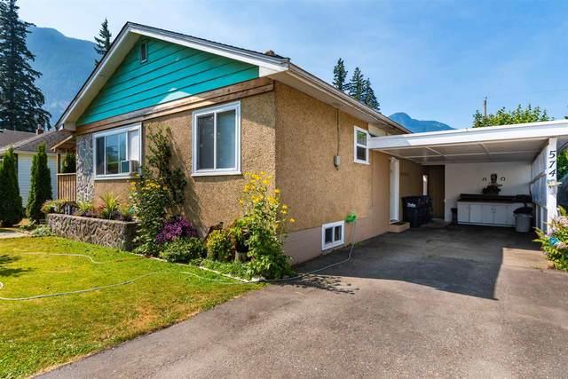 574 Hemlock Avenue, Hope, BC V0X 1L0 (#R2606013) :: 604 Realty Group