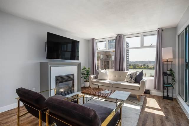 720 Carnarvon Street #506, New Westminster, BC V3M 6S2 (#R2606196) :: 604 Realty Group