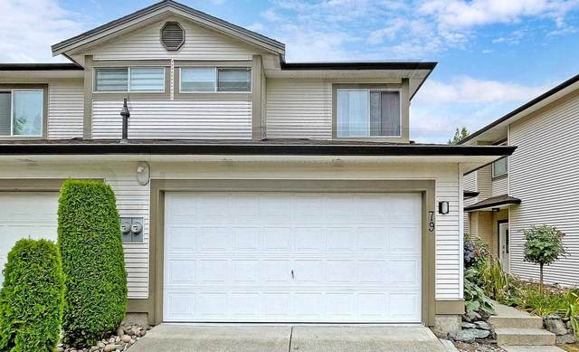 20881 87 Avenue #79, Langley, BC V1M 3X1 (#R2606333) :: Ben D'Ovidio Personal Real Estate Corporation | Sutton Centre Realty