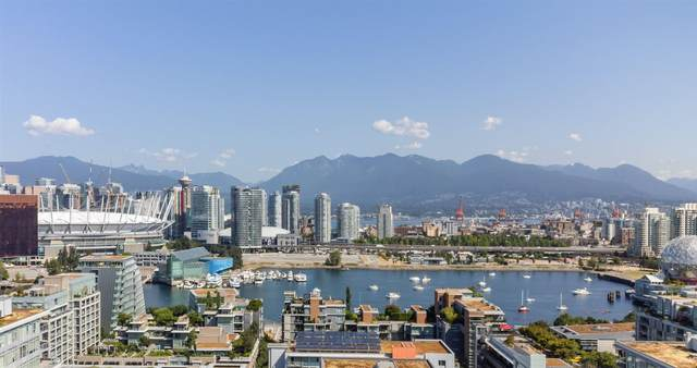159 W 2ND Avenue Ph1701, Vancouver, BC V5Y 0L8 (#R2606624) :: 604 Realty Group