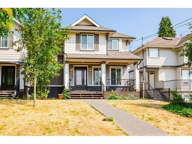 1039 Charland Avenue, Coquitlam, BC V3K 3K8 (#R2606697) :: Ben D'Ovidio Personal Real Estate Corporation   Sutton Centre Realty