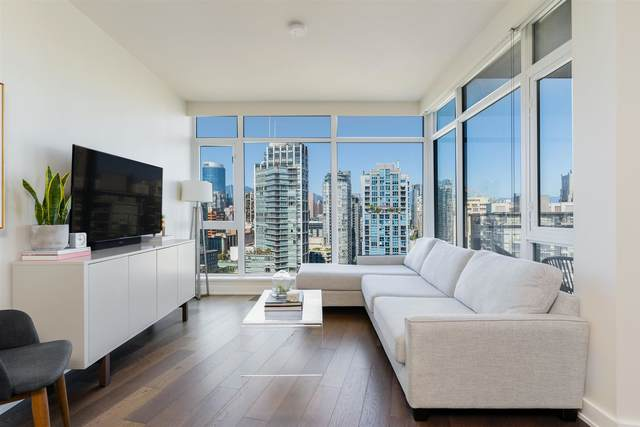 1372 Seymour Street #2605, Vancouver, BC V6B 0L1 (#R2606705) :: 604 Realty Group