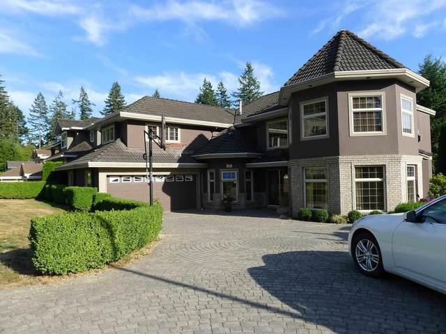 1928 Larkhall Crescent, North Vancouver, BC V7H 2Z4 (#R2606915) :: Ben D'Ovidio Personal Real Estate Corporation | Sutton Centre Realty
