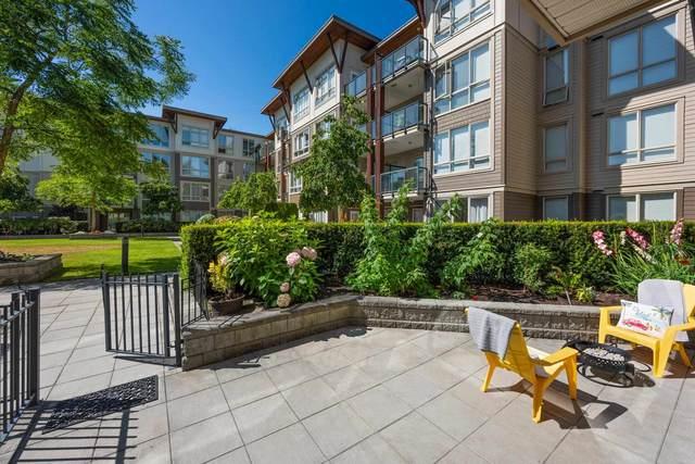 15918 26 Avenue #101, Surrey, BC V3S 5K3 (#R2606992) :: Ben D'Ovidio Personal Real Estate Corporation   Sutton Centre Realty