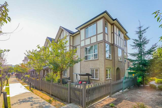7848 209 Street #92, Langley, BC V2Y 0M4 (#R2607355) :: Ben D'Ovidio Personal Real Estate Corporation | Sutton Centre Realty