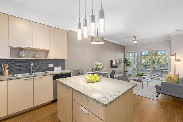 707 E 20TH Avenue #207, Vancouver, BC V5V 0B3 (#R2607435) :: Ben D'Ovidio Personal Real Estate Corporation | Sutton Centre Realty
