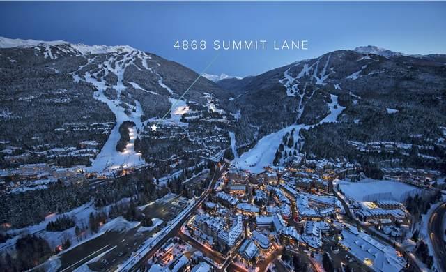 4868 Summit Lane, Whistler, BC V8E 1G4 (#R2607878) :: 604 Home Group