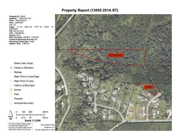 13055 251A Street, Maple Ridge, BC V0V 2V2 (#R2608280) :: Ben D'Ovidio Personal Real Estate Corporation   Sutton Centre Realty