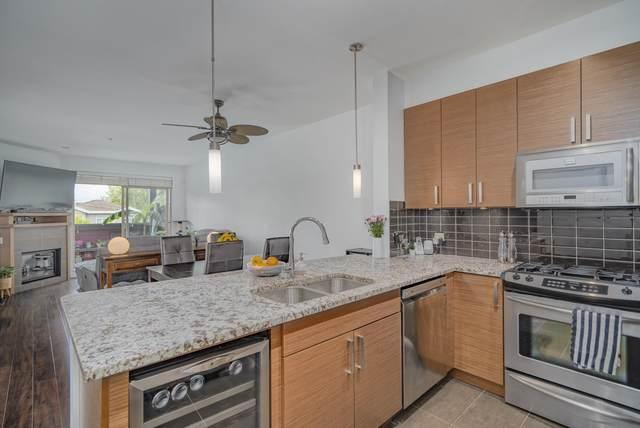 288 Hampton Street Avenue #202, New Westminster, BC V3M 5L9 (#R2614164) :: Ben D'Ovidio Personal Real Estate Corporation | Sutton Centre Realty