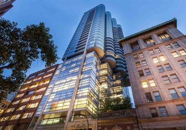 838 W Hastings Street #2904, Vancouver, BC V6C 0A6 (#R2615474) :: Ben D'Ovidio Personal Real Estate Corporation | Sutton Centre Realty