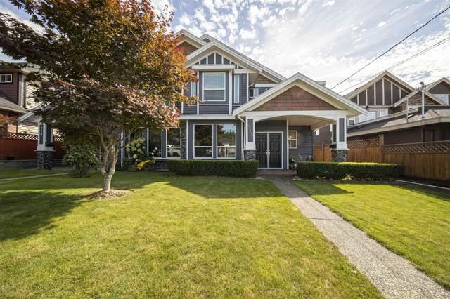 712 Roderick Avenue, Coquitlam, BC V3K 1P5 (#R2615506) :: Ben D'Ovidio Personal Real Estate Corporation   Sutton Centre Realty