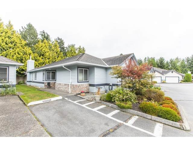 5550 Langley Bypass #28, Langley, BC V3A 7Z3 (#R2615575) :: Ben D'Ovidio Personal Real Estate Corporation | Sutton Centre Realty