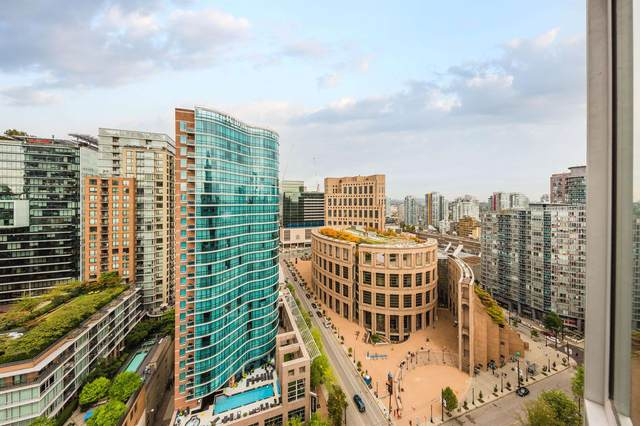 833 Homer Street #2302, Vancouver, BC V6B 0H4 (#R2615820) :: Ben D'Ovidio Personal Real Estate Corporation | Sutton Centre Realty