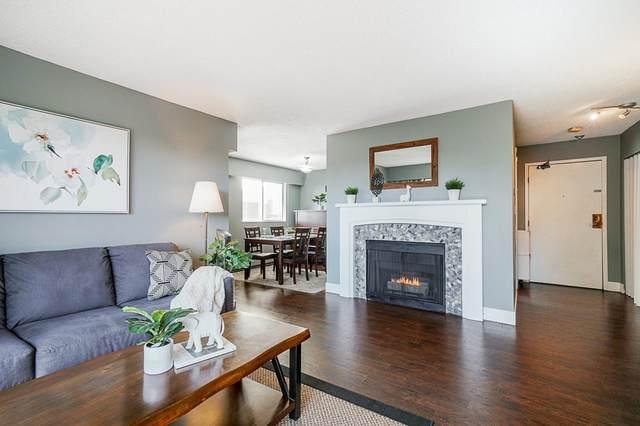 1048 King Albert Avenue #204, Coquitlam, BC V3J 1X5 (#R2615949) :: 604 Realty Group
