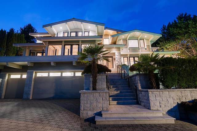 1479 Chippendale Road, West Vancouver, BC V7S 3G6 (#R2616361) :: 604 Home Group