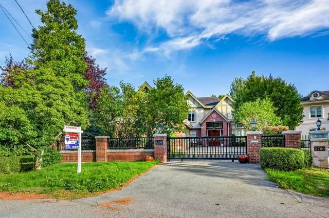 5740 Gibbons Drive, Richmond, BC V7C 2C7 (#R2616672) :: 604 Home Group