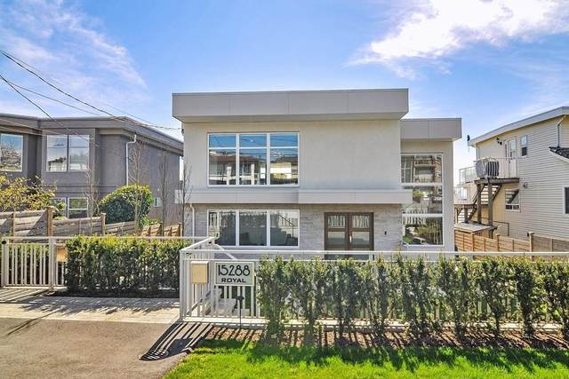 15288 Royal Avenue, White Rock, BC V4B 1M6 (#R2618821) :: Ben D'Ovidio Personal Real Estate Corporation   Sutton Centre Realty