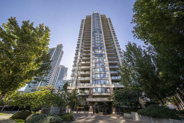 7328 Arcola Street #506, Burnaby, BC V5E 0A7 (#R2618866) :: Ben D'Ovidio Personal Real Estate Corporation   Sutton Centre Realty