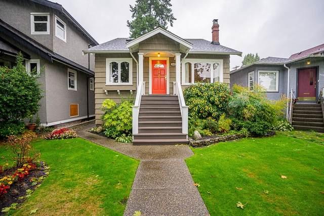 3340 W 15TH Avenue, Vancouver, BC V6R 2Y8 (#R2619007) :: Macdonald Realty