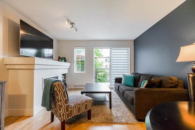 1561 Booth Avenue #74, Coquitlam, BC V3K 6Z9 (#R2619112) :: 604 Home Group