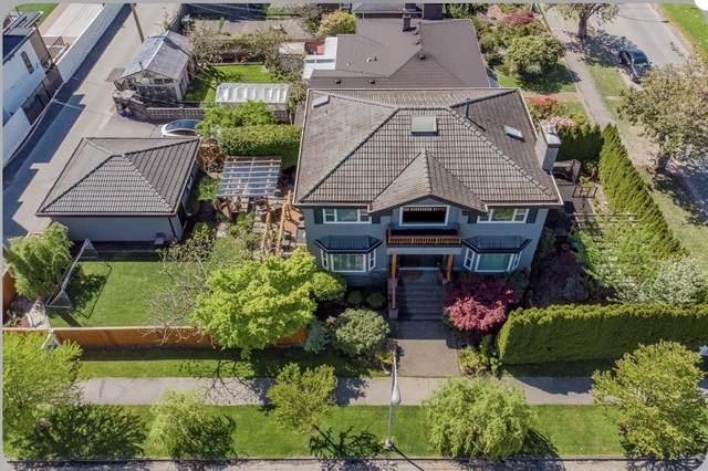3215 Trutch Street, Vancouver, BC V6L 2T3 (#R2619305) :: 604 Home Group