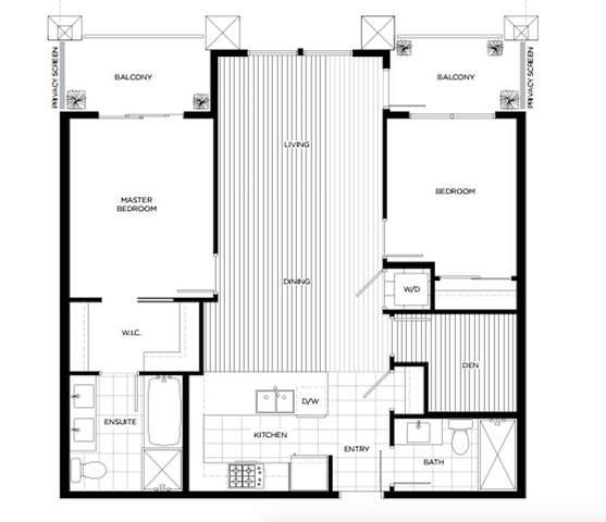 1182 W 16TH Street #206, North Vancouver, BC V7P 0B3 (#R2619653) :: 604 Home Group