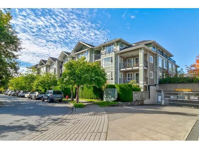 7089 Mont Royal Square #105, Vancouver, BC V5S 4W6 (#R2620107) :: Ben D'Ovidio Personal Real Estate Corporation   Sutton Centre Realty