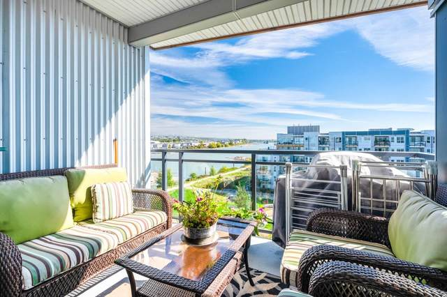 10155 River Drive #707, Richmond, BC V6X 0L3 (#R2620161) :: 604 Home Group