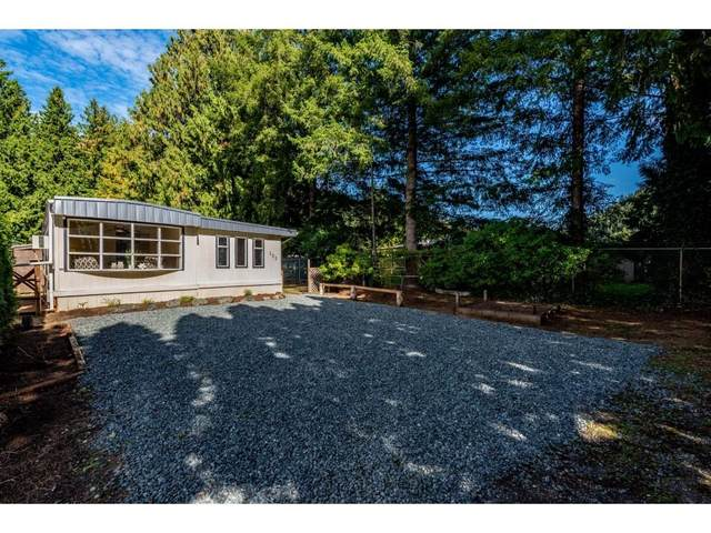 3942 Columbia Valley Highway #123, Cultus Lake, BC V2R 5A5 (#R2620227) :: 604 Home Group